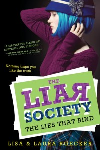 The Lies That Bind by Lisa and Laura Roecker | Good Books And Good Wine