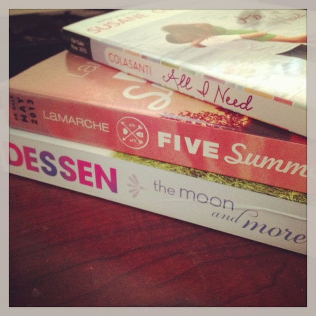 3 Contemporary Sumer Books Penguin Teen | Good Books And Good Wine