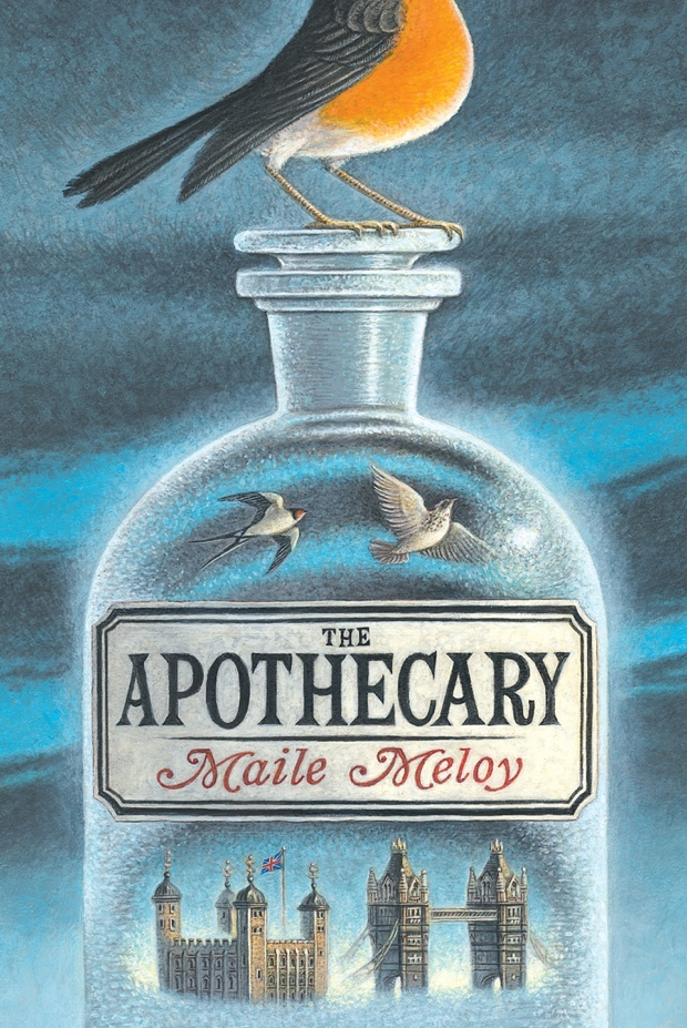 The Apothecary by Maile Meloy | Good Books And Good Wine