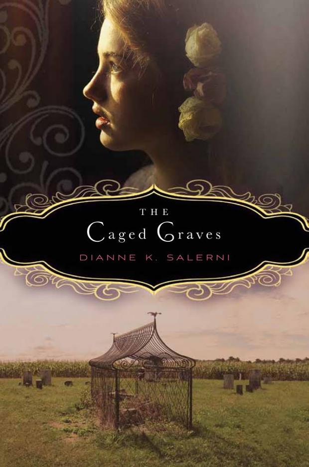 The Caged Graves by Dianne K. Salerni | Good Books And Good Wine