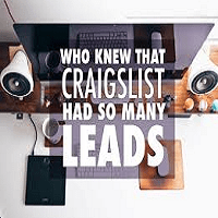 how to get leads using craigslist
