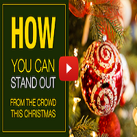 How You Can Stand Out From The Crowd This Christmas