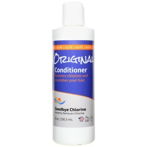 Anti-Chlorine Conditioner for swimmers