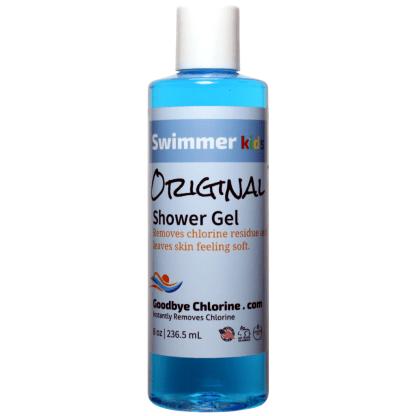 Anti-Chorine Shower Gel
