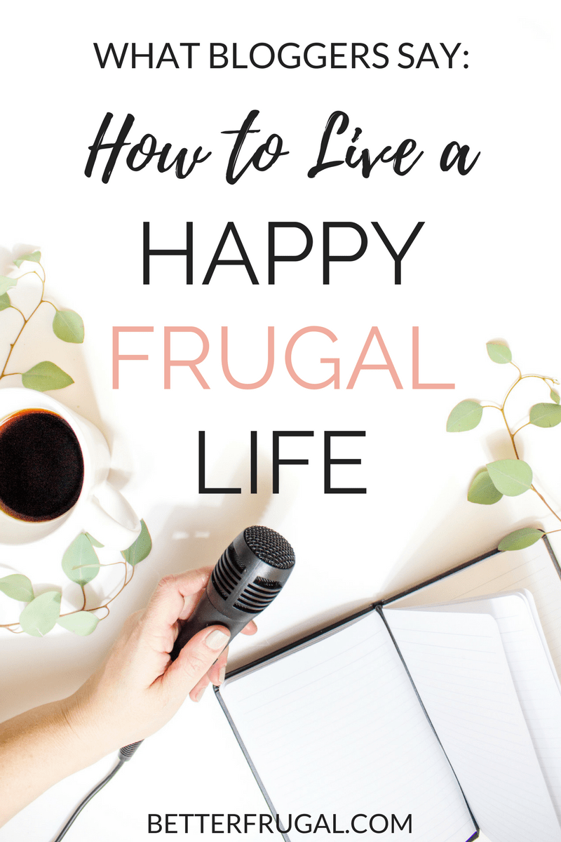 Living a frugal life isn't about clipping coupons and living a life of deprivation. Here's the real meaning of frugality and tips for how to live frugally.
