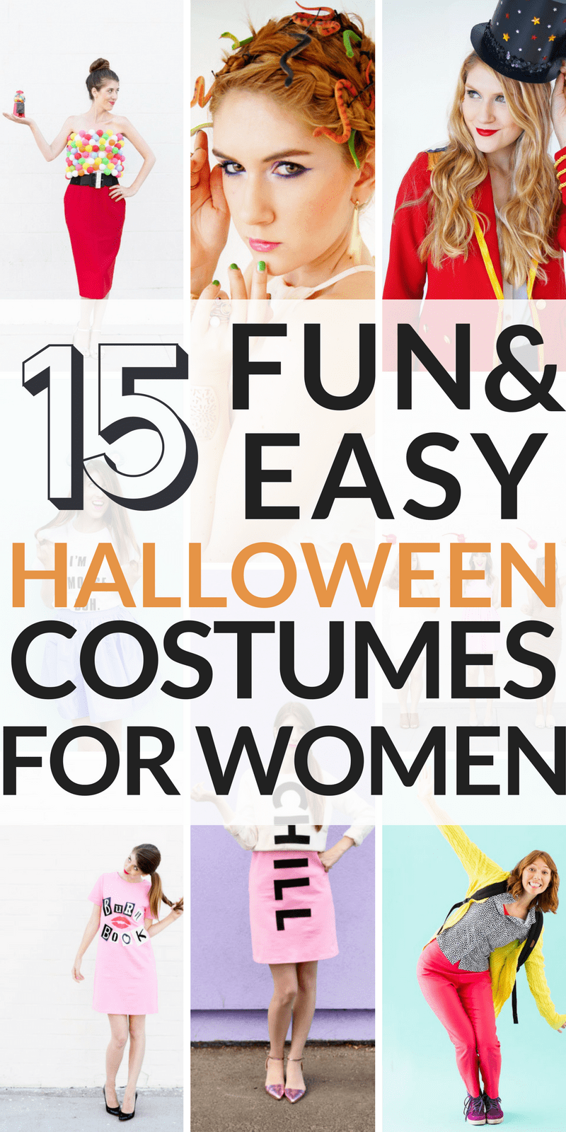 15 mindblowingly cheap and easy diy halloween costumes for women show your savvy skills this