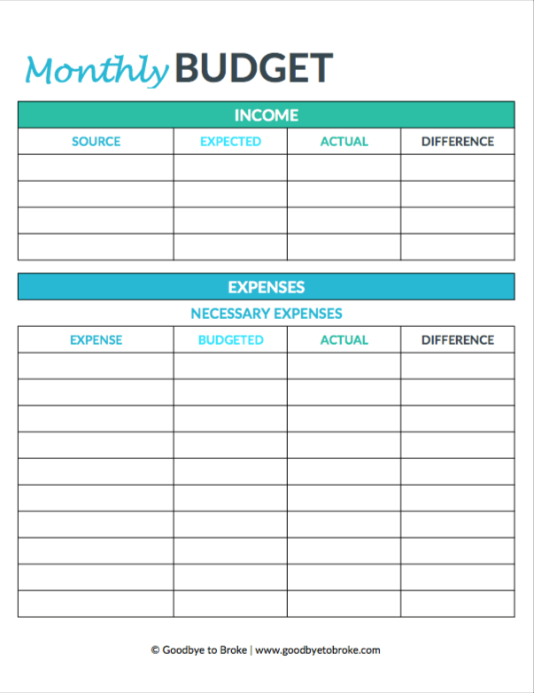 graphic relating to Free Printable Budget Binder Worksheets identify Absolutely free Price range Binder: Afford to pay for Your Cash with Comfort - GOODBYE In direction of