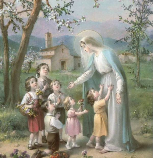 """""""Am I Not Here, I Who Am Your Mother?"""" Words From Our Blessed Mother"""