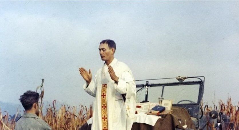 The Story of Fr. Emil Kapaun — with Fr. Pawlikowski