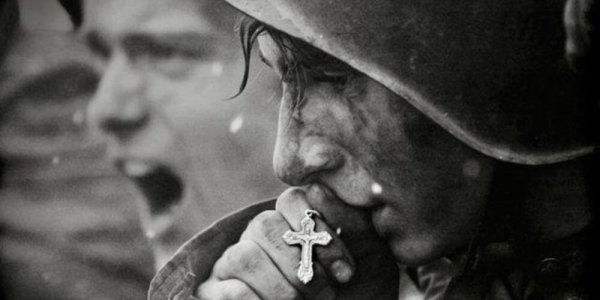 Why You're a Soldier for Christ (With the World as Your Trench)