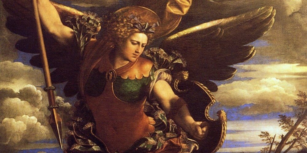 St. Michael, His Prayer, And The Version You've Never Seen