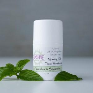 Morning moisturizing gel