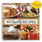 101 Hearty Recipes- Review & Giveaway