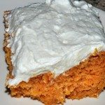 Heavenly Pumpkin Cake