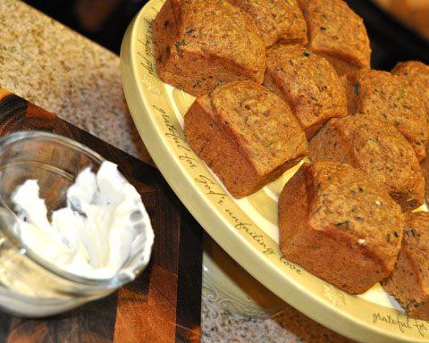 Zucchini Bread (Low Fat, Low Calorie)