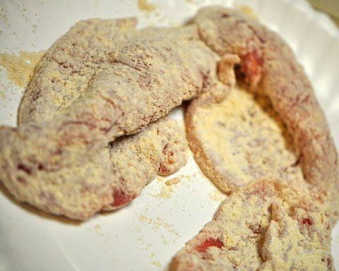 Tenderloins with Gravy