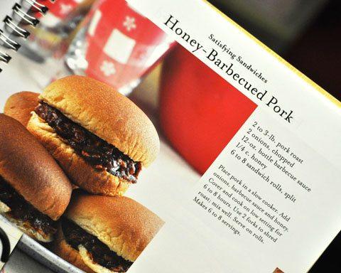Recipe for Pork Barbecue