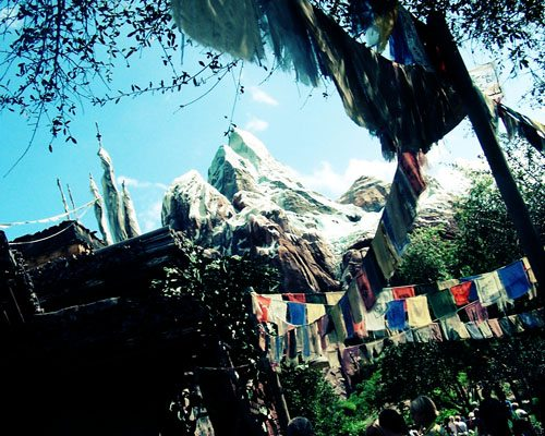 Disney Expedition Everest