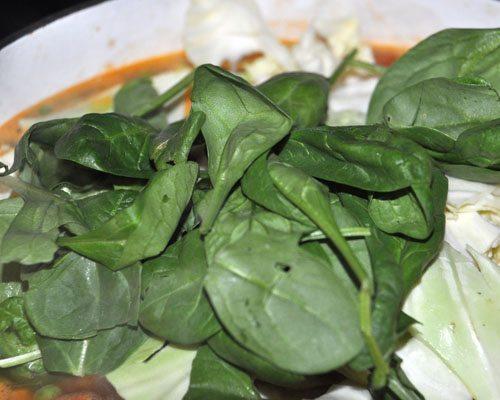 89 Calorie Kitchen Soup
