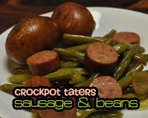 Sausage and Beans copy