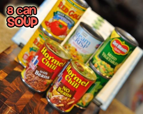 8 Can Soup Recipe