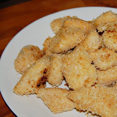 Homemade Chicken Nuggets