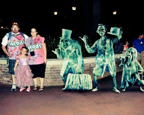 Magic Kingdom Halloween Party