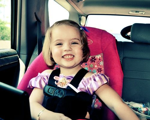 Driving to Disney