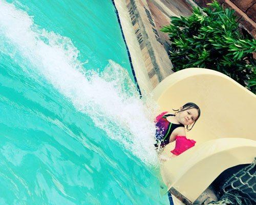 Pool Moderate Disney Resort
