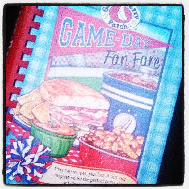 Gooseberry Patch Game Day Fan Fare