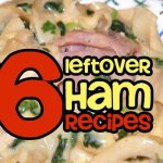 Left over ham recipes