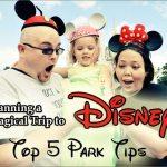 5 Disney Park Tips
