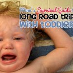Long Road Trips with Toddlers