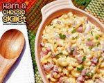 Ham and Cheese Casserole