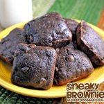 Sneaky Brownies