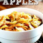 Easy Fried Cinnamon Apples
