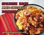 Spanish Rice & Sausage Dinner
