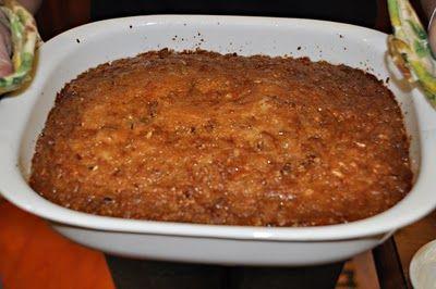 Sweet Potato Crunch