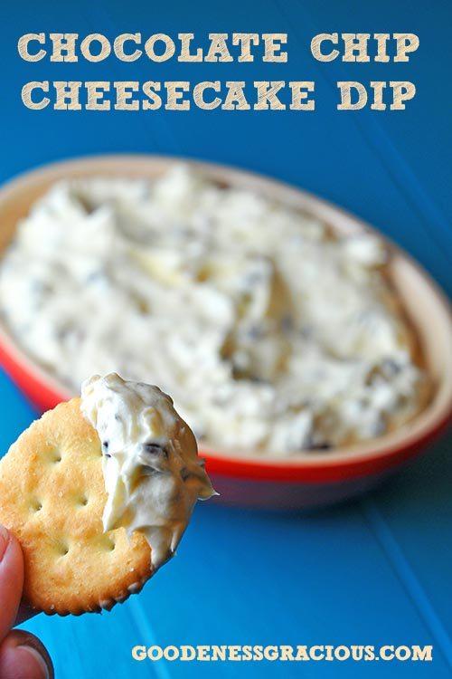Dessert Dip Chocolate Chip Cream Cheese