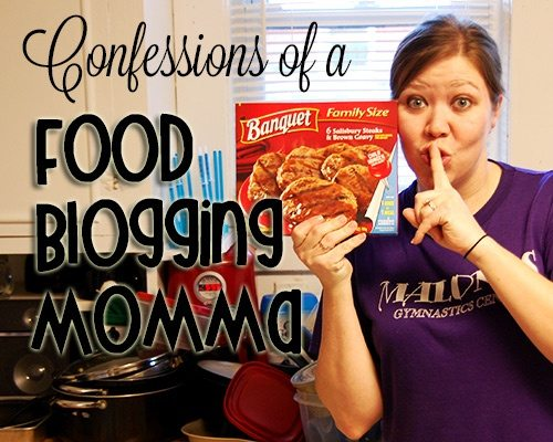 Confessions of a Food Blogging Momma