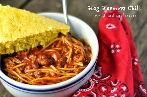 Hog Farmers Chili