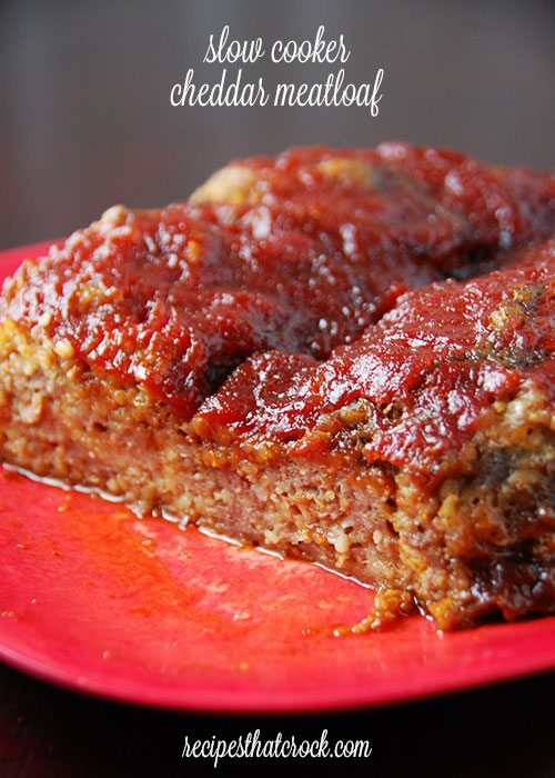 Slow-Cooker-Cheddar-Meatloaf