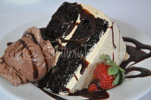 Cappacino Cake