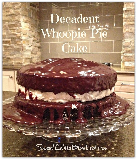 Whoopie Pie Cake 1