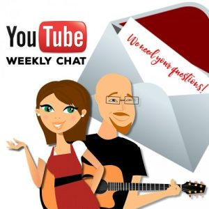weekly chat questions signup