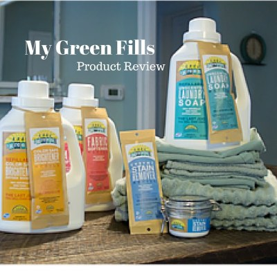 My Green Fills: Clean Living Made Easy