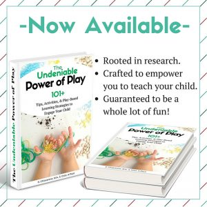 The most important education you can give your child is to allow them to learn through play. Explore, discover, and create your way through this summer!