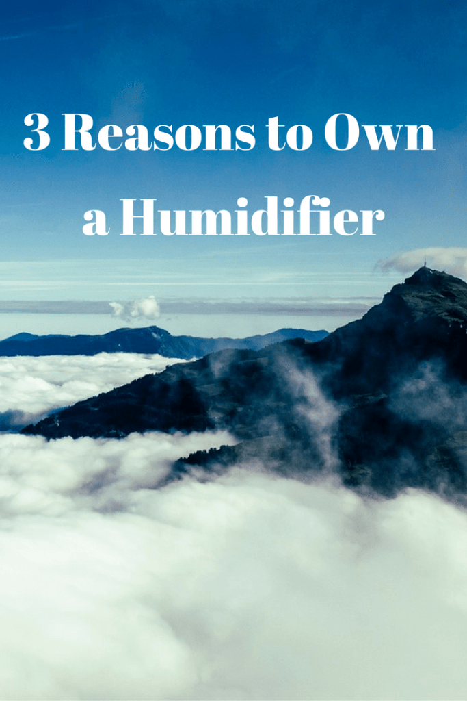 There are many reasons to own a humidifier. It's not just for cold and flu season. Click to read what other uses it has! #sponsored