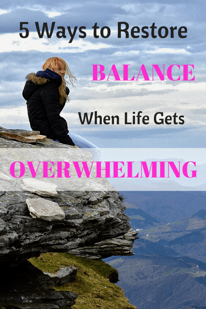 Restoring Balance in the Chaos