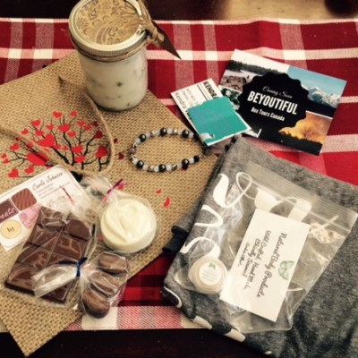 """Beyoutiful"" Locally Crafted Beauty Box from Alberta"